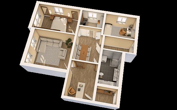 eigentumswohnung als kapitalanlage ab 20 im monat kaufen. Black Bedroom Furniture Sets. Home Design Ideas